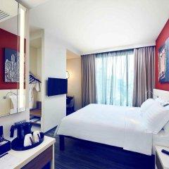 Отель Mercure Singapore Bugis Сингапур, Сингапур - 1 отзыв об отеле, цены и фото номеров - забронировать отель Mercure Singapore Bugis онлайн комната для гостей