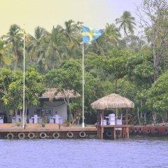 Отель Dalmanuta Gardens Шри-Ланка, Бентота - отзывы, цены и фото номеров - забронировать отель Dalmanuta Gardens онлайн пляж
