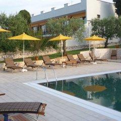 Hotel Ristorante Colle Del Sole Альберобелло бассейн фото 3