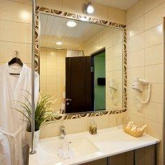 Гостиница Инсайд-Транзит ванная фото 4