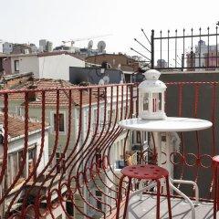 Отель Detay Suites балкон