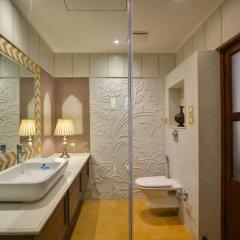 Отель WelcomHeritage Haveli Dharampura ванная