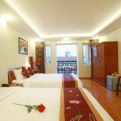 Отель Hang My Hotel Вьетнам, Ханой - отзывы, цены и фото номеров - забронировать отель Hang My Hotel онлайн комната для гостей фото 2