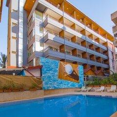 Anjeliq Downtown Hotel Аланья бассейн фото 3