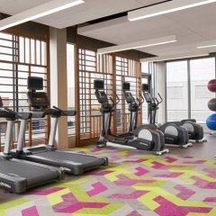 Отель Courtyard Washington Convention Center США, Вашингтон - отзывы, цены и фото номеров - забронировать отель Courtyard Washington Convention Center онлайн фитнесс-зал