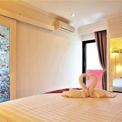 Отель Patong Tower 2.1 Patong Beach by PHR Таиланд, Патонг - отзывы, цены и фото номеров - забронировать отель Patong Tower 2.1 Patong Beach by PHR онлайн комната для гостей фото 3