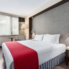Отель NH Brussels City Centre Бельгия, Брюссель - 2 отзыва об отеле, цены и фото номеров - забронировать отель NH Brussels City Centre онлайн комната для гостей фото 4