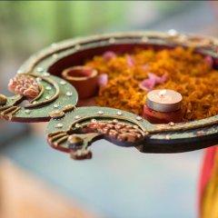 Отель Chokhi Dhani Resort Jaipur питание фото 2