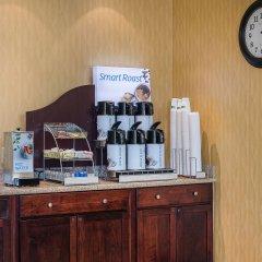 Отель Holiday Inn Express and Suites Lafayette East интерьер отеля фото 2