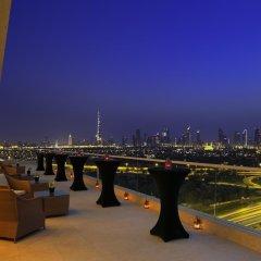 Отель Raffles Dubai пляж фото 2
