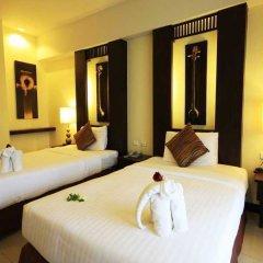 Golden Sea Pattaya Hotel 3* Стандартный номер с различными типами кроватей