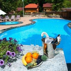 Отель Letizia Country Club Хуст бассейн фото 3