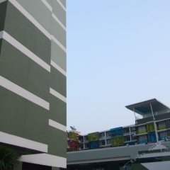 Ratchada City Hotel городской автобус