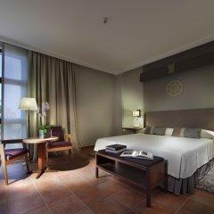 Отель Parador de Lorca комната для гостей