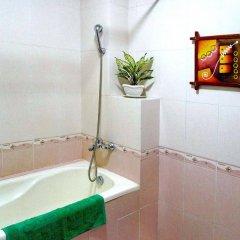 Отель Green Hotel Вьетнам, Нячанг - 1 отзыв об отеле, цены и фото номеров - забронировать отель Green Hotel онлайн ванная