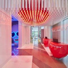 Отель Oakwood Studios Singapore Сингапур, Сингапур - отзывы, цены и фото номеров - забронировать отель Oakwood Studios Singapore онлайн интерьер отеля фото 2