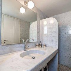 Отель Monolithia Греция, Остров Санторини - отзывы, цены и фото номеров - забронировать отель Monolithia онлайн ванная фото 2