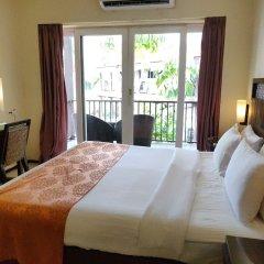 Отель Royal Orchid Beach Resort & Spa Гоа комната для гостей фото 5