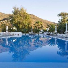 Pelagos Hotel-Oia бассейн фото 2
