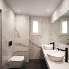 Отель Modern 2bed 2bath Loft in Acropolis area Афины ванная