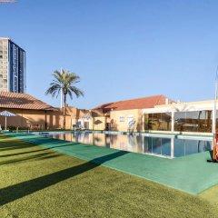 Отель Ras Al Khaimah Hotel ОАЭ, Рас-эль-Хайма - 2 отзыва об отеле, цены и фото номеров - забронировать отель Ras Al Khaimah Hotel онлайн спортивное сооружение