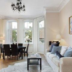 Апартаменты Elite Apartments Sopot Admiralski Сопот комната для гостей фото 5