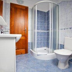 Отель Pension Paldus Чехия, Прага - отзывы, цены и фото номеров - забронировать отель Pension Paldus онлайн ванная фото 2