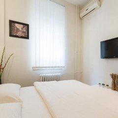 Отель Studio Central Square Сербия, Белград - отзывы, цены и фото номеров - забронировать отель Studio Central Square онлайн комната для гостей фото 2