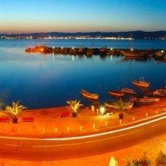 Отель Sveti Nikola Болгария, Несебр - отзывы, цены и фото номеров - забронировать отель Sveti Nikola онлайн пляж