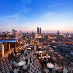 Отель Marriott Bangkok The Surawongse Бангкок балкон