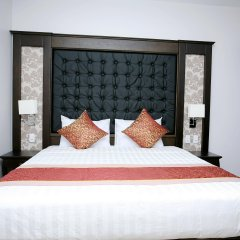 Ha Long Park Hotel комната для гостей