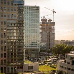 Отель Mint Rooms Польша, Варшава - 1 отзыв об отеле, цены и фото номеров - забронировать отель Mint Rooms онлайн фото 3