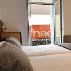 Отель Pension La Perla Испания, Сан-Себастьян - отзывы, цены и фото номеров - забронировать отель Pension La Perla онлайн комната для гостей фото 3