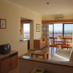 Отель Clube Praia Mar Португалия, Портимао - отзывы, цены и фото номеров - забронировать отель Clube Praia Mar онлайн комната для гостей фото 4