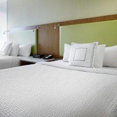Отель SpringHill Suites by Marriott Columbus OSU комната для гостей фото 4