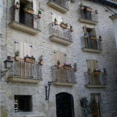 Hotel El Castell Вальдерробрес фото 5