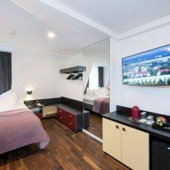 Отель Hottingen Швейцария, Цюрих - отзывы, цены и фото номеров - забронировать отель Hottingen онлайн удобства в номере фото 2