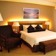 Hotel Elizabeth Cebu комната для гостей