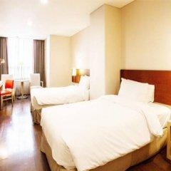 Отель Ramada Hotels & Suites Seoul Namdaemun Южная Корея, Сеул - 1 отзыв об отеле, цены и фото номеров - забронировать отель Ramada Hotels & Suites Seoul Namdaemun онлайн комната для гостей фото 5