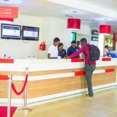 Отель Ibis Lagos Airport интерьер отеля фото 2