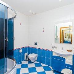 Гостиница Белый Грифон ванная фото 2