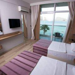 Sol Beach Hotel Турция, Мармарис - отзывы, цены и фото номеров - забронировать отель Sol Beach Hotel - All Inclusive - Adults Only онлайн комната для гостей фото 5