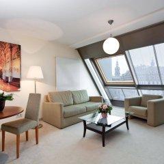 Отель Aparthotel Altes Dresden интерьер отеля