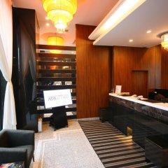 Отель APA Hotel Nihombashi-Hamachoeki - Minami Япония, Токио - отзывы, цены и фото номеров - забронировать отель APA Hotel Nihombashi-Hamachoeki - Minami онлайн интерьер отеля