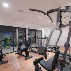 New Square Patong Hotel фитнесс-зал фото 3