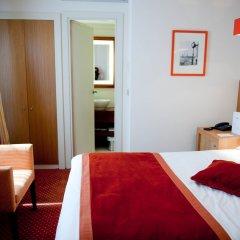 Отель Hôtel Westside Arc de Triomphe комната для гостей фото 6