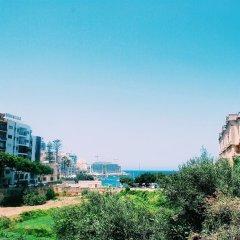 Отель Inhawi Hostel Мальта, Слима - 1 отзыв об отеле, цены и фото номеров - забронировать отель Inhawi Hostel онлайн пляж