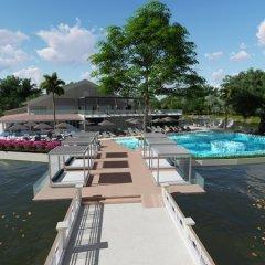 Отель VH Gran Ventana Beach Resort - All Inclusive Доминикана, Пуэрто-Плата - отзывы, цены и фото номеров - забронировать отель VH Gran Ventana Beach Resort - All Inclusive онлайн приотельная территория