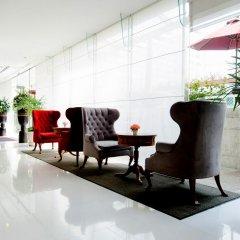 Отель At Ease Saladaeng интерьер отеля