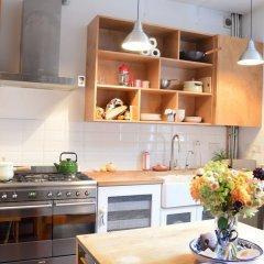 Апартаменты Spacious Apartment for 4 in Trendy Shoreditch в номере